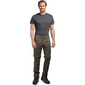 Tatonka Travel Zip Off Pants Men, verde oliva